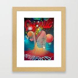 Californium | Quantic Brainfood Framed Art Print