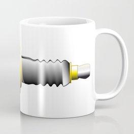New Spark Plug Coffee Mug