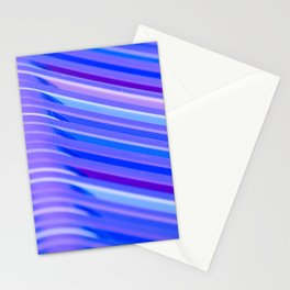 Purple Flow Stationery Cards