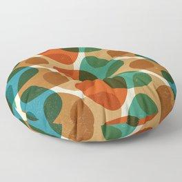 Leaves Floor Pillow