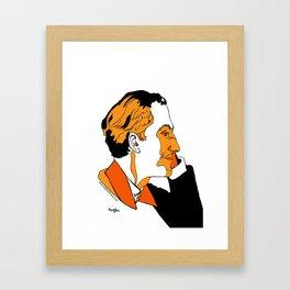 Gershwin Framed Art Print