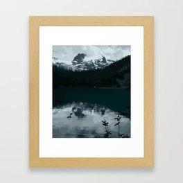 Joffre Provincial Park Framed Art Print