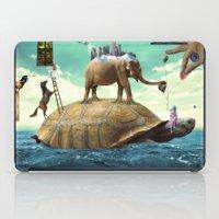 dali iPad Cases featuring Dali  by Veronika