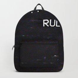 RULE 63 Backpack