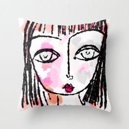 Sassy Throw Pillow