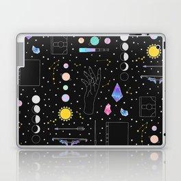 Witch Starter Kit: Astronomy - Illustration Laptop & iPad Skin