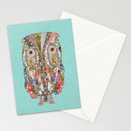I CAN SEE IN THE DARK Stationery Cards
