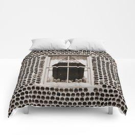 Bottle House Comforters