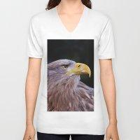 predator V-neck T-shirts featuring Predator by DistinctyDesign