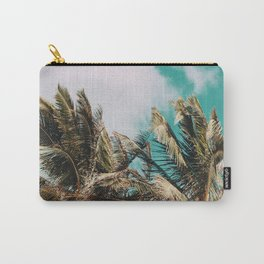 Palm Trees and Island Breeze Carry-All Pouch