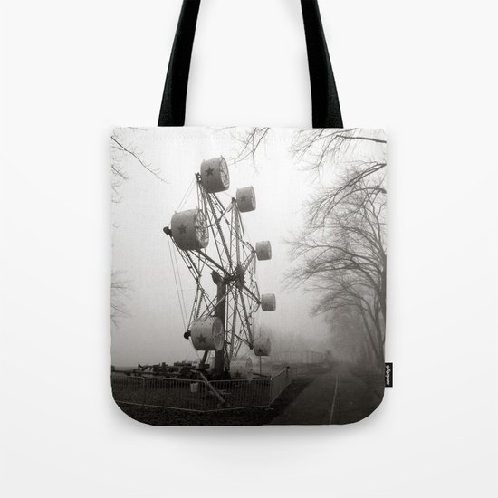 Amusements on the Road of Life Tote Bag