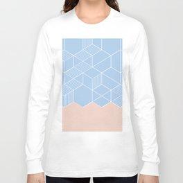 SORBETEBLUE Long Sleeve T-shirt