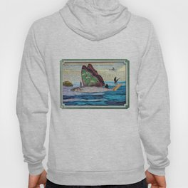 The supremacy of the message Hoody