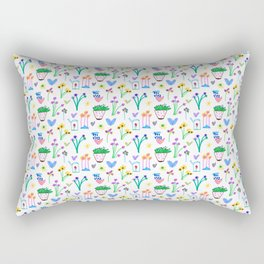 How Does Your Garden Grow? Rectangular Pillow