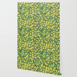 Multicolor mosaic pattern Wallpaper