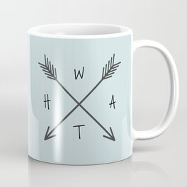 WHAT Compass? Coffee Mug