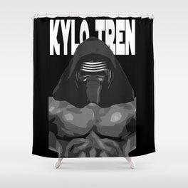 Kylo Tren Shower Curtain