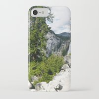 yosemite iPhone & iPod Cases featuring Yosemite by radiantasthesun