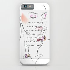 every morning beauty iPhone 6s Slim Case