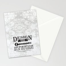 Design Today 4 Tomorrow's Inspiration Stationery Cards