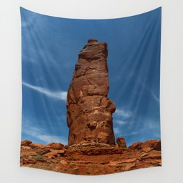Marvelous Sandstone Formation Wall Tapestry