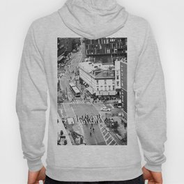 Street people in New York Hoody