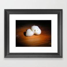 Heart and Soul. Framed Art Print