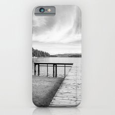 Dock on Lake iPhone 6s Slim Case