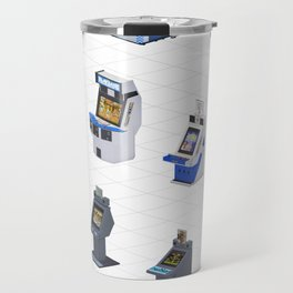 Capcom Arcade Cabinets Travel Mug