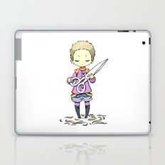 Hairdresser Laptop & iPad Skin