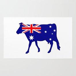 Australian Flag - Cow Rug