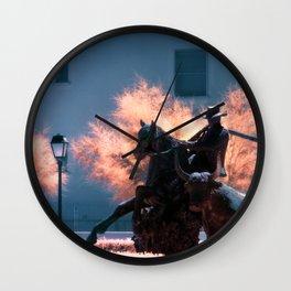 The Gardian Wall Clock