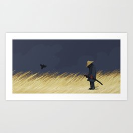 False Alarm Art Print