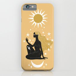 we are golden iPhone Case