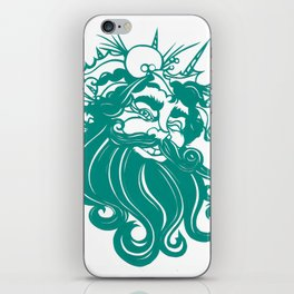 A Christmas Carol: The Ghost of Christmas Present iPhone Skin