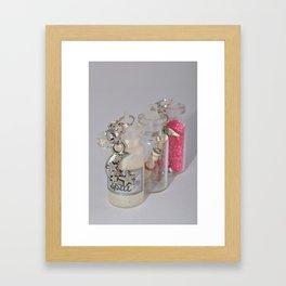 little possibilities Framed Art Print