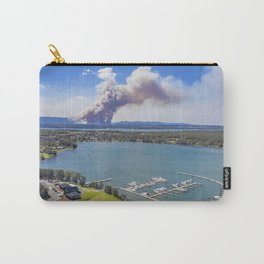 Morisset facing Awaba Fire NSW Carry-All Pouch