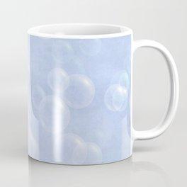 Pastel Blue Bubbles Coffee Mug