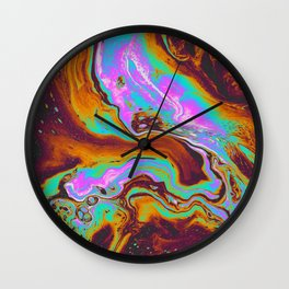 TWICE AS HARD Wall Clock