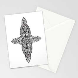 Lans' Cross - Contemporary Gothic Stationery Cards