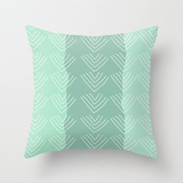 Pattern V5 #soiety6 Throw Pillow