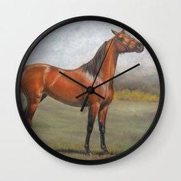 The Arabian Wall Clock