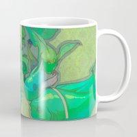loish Mugs featuring Pet Fish by loish