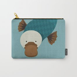 Hello Platypus Carry-All Pouch