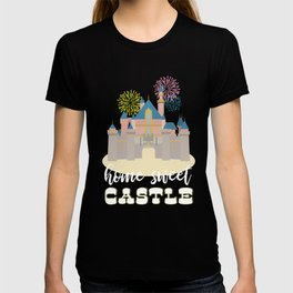 Disneyland Castle, Home Sweet Castle T-shirt