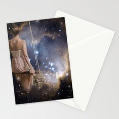 Watching The Universe Stationery Cards