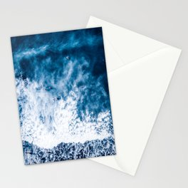 Ocean Between Our Love Stationery Cards