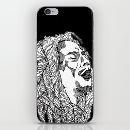 Get up, Stand Up iPhone Skin