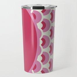 Koinobori   Pink Travel Mug