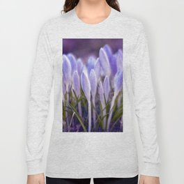 Ultra Violet Sound Long Sleeve T-shirt
